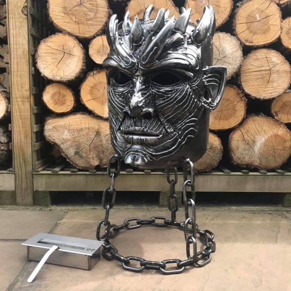 GOT NIGHT KING WOOD BURNER