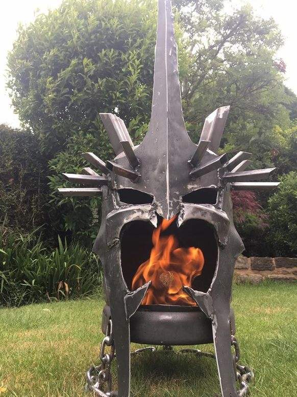 The Witch King Wood Burner