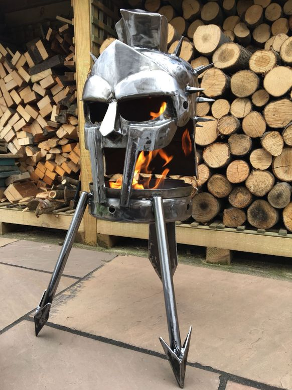 The Gladiator Wood Burner