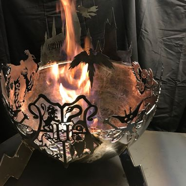 Harry Potter Fire Pit