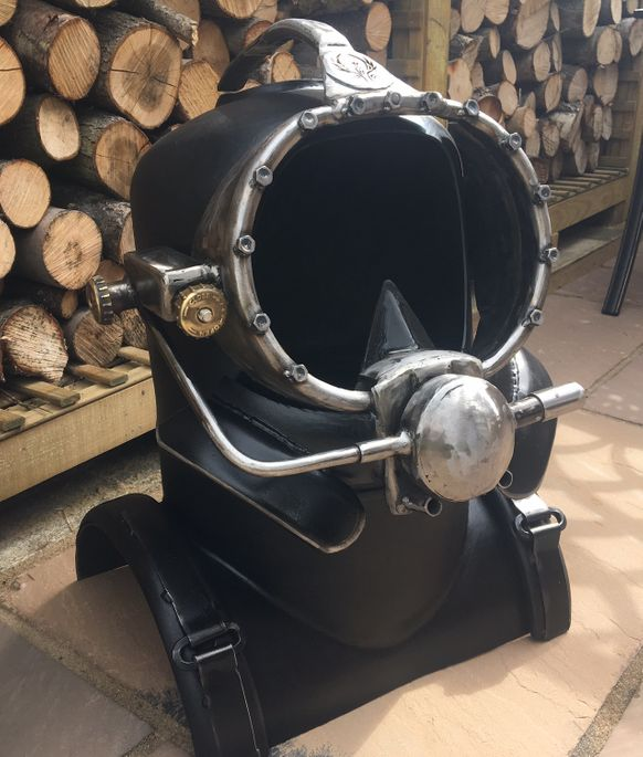 The Kirby Morgan Wood Burner