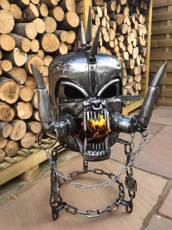 THE War Pig Wood Burner