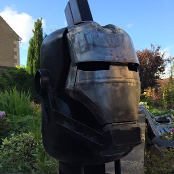 Ironman wood burner